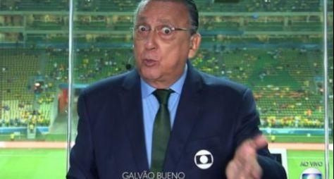 Globo alcança 50 pontos com Eliminatórias da Copa do Mundo