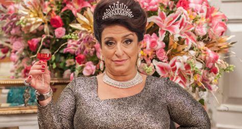 Grace Gianoukas será comparsa de Alessandra Negrini em novela das seis