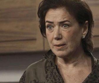 Na última semana de A Força do Querer, Silvana é internada novamente