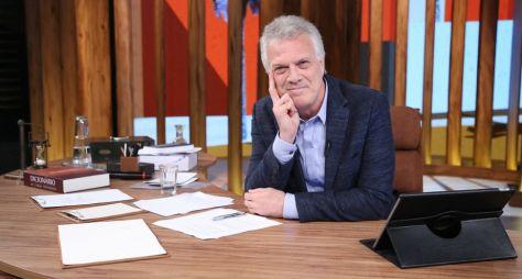 Pedro Bial adianta gravações do seu programa na Globo; saiba a razão