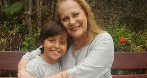 Lucinha Lins será avó do protagonista de Apocalipse