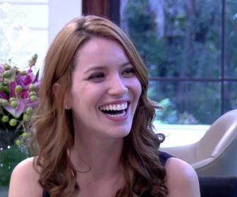 """Nathalia Dill fala sobre sua nova personagem: """"Tem pega masculina"""""""