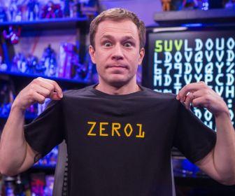 """Tiago Leifert comemora um ano do Zero1: """"Deu certo!"""""""