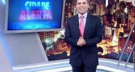Record TV cogita mudar o horário de exibição do Cidade Alerta