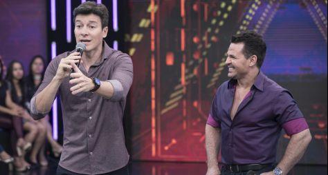 Rodrigo Faro ganha festa de aniversário na Record TV