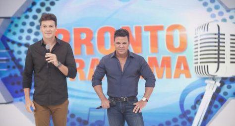 Record TV promete novo cenário para Hora do Faro