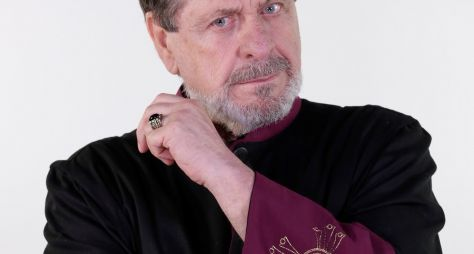Flávio Galvão será sacerdote do mal em Apocalipse