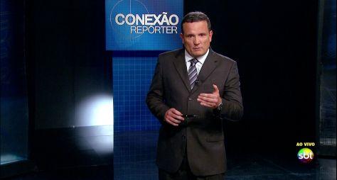 Conexão Repórter é sucesso de público nas noites de domingo