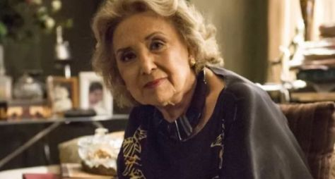 Eva Wilma será exclusiva da Globo pelos próximos três anos