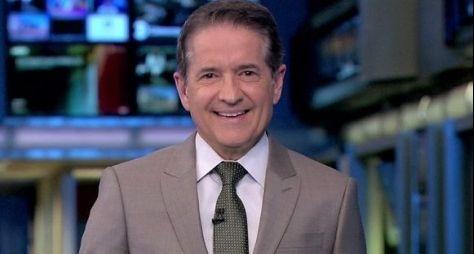 Jornal da Globo perde público após afastamento de William Waack