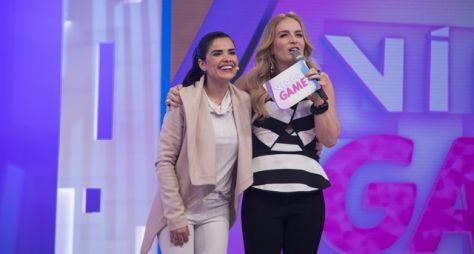 Angélica apresenta última semana da temporada especial do Vídeo Game