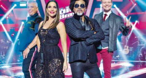 Globo antecipa fase de batalhas do The Voice Brasil