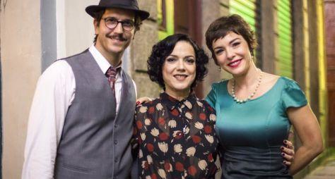 Bete Coelho volta à Globo numa participação em Cidade Proibida