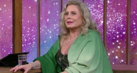 """Quero voltar a fazer novelas"", confessa Vera Fischer"