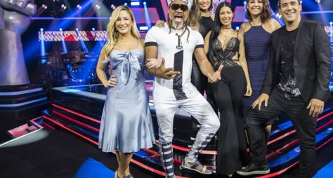 Globo reúne elenco da próxima temporada do The Voice Kids