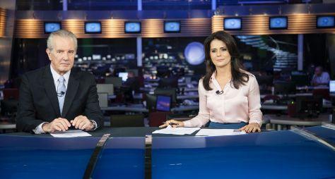 Jornal da Record é vice-líder isolado com série especial