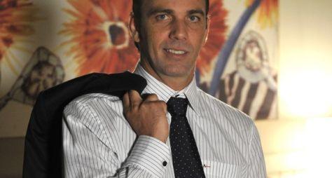 Marcelo Faria completa o time de galãs de Orgulho e Paixão.