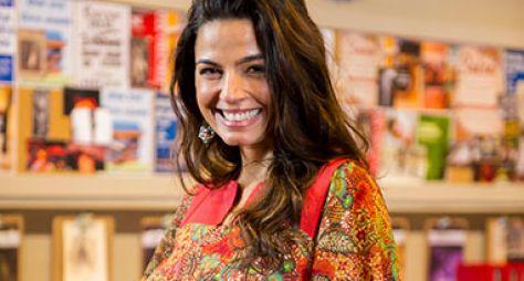 Emanuelle Araújo recusa convite para novela das 21h