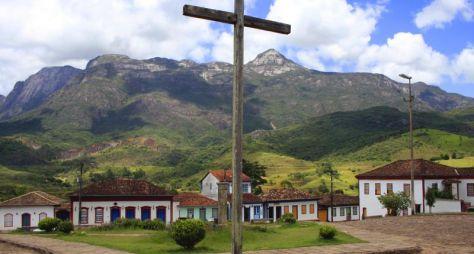 Catas Altas é escolhida como cenário para minissérie da TV Globo
