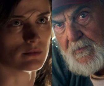 Clara reencontra Mercedes e Josafá em O Outro Lado do Paraíso