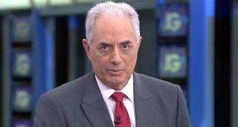 Sílvio Santos estaria disposto a contratar William Waack