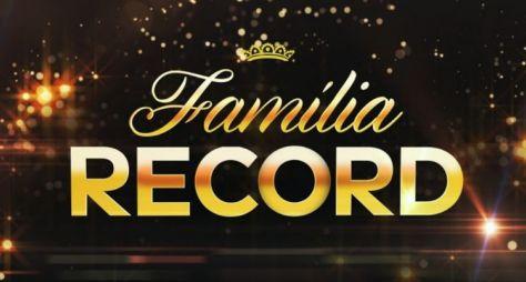 Record TV agenda gravação de especial de fim de ano