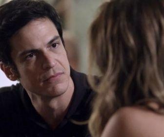 Pega Pega: Eric ficará desolado com traição de Maria Pia