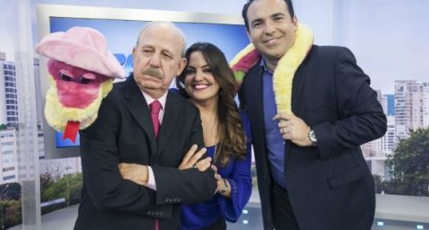 A Hora da Venenosa é sucesso nas tardes da Record TV