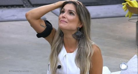 Com mais de 65 milhões de votos, final de A Fazenda consagra Flávia Viana
