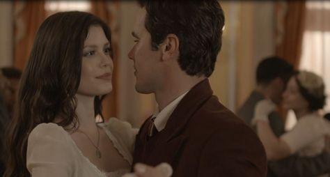 Tempo de Amar: Vicente pede Maria Vitória em casamento