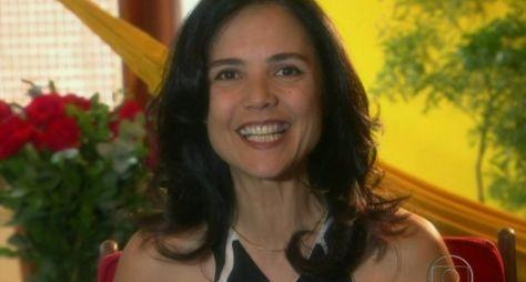 Tereza Seiblitz comemora reprise de Explode Coração, no VIVA
