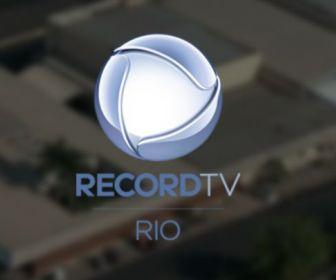 Record TV Rio consolida vice-liderança em novembro