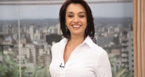 Cátia Fonseca vai comandar programa na Band, afirma colunista