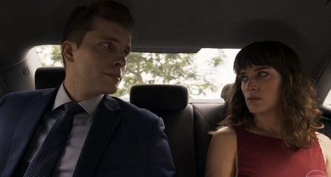 O Outro Lado do Paraíso: Começa a rolar um clima entre Clara e Patrick