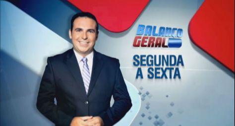 Em dia difícil, Balanço Geral SP tem maior média da Record TV