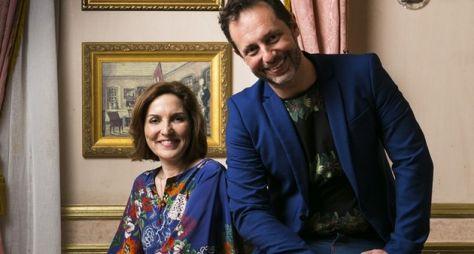 Alessandro Marson e Thereza Falcão contarão história sobre Dom Pedro II