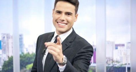 Luiz Bacci vai comandar dois programas diários em janeiro
