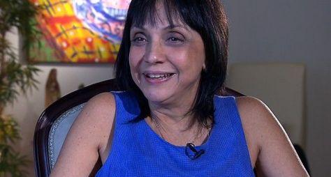 Cininha de Paula oferece sinopse de novela musical para a Globo