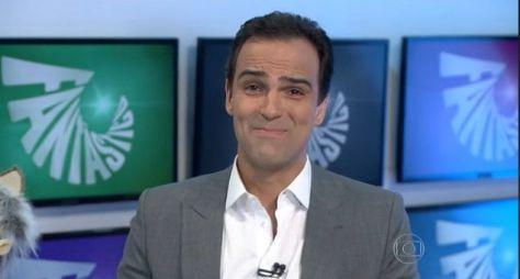 Globo aprova projeto de Tadeu Schmidt