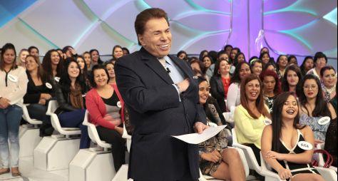 Em 2017, Programa Sílvio Santos teve maior audiência em 6 anos