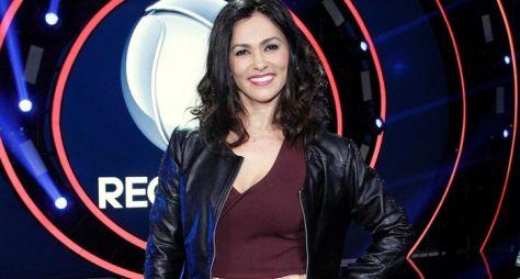 Suzana Alves passa em teste para novela da Record TV