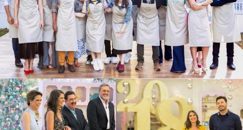 Especial de final de ano do Bake Off Brasil tem competição entre artistas do SBT