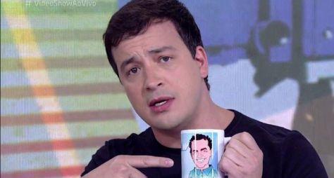 Rafael Cortez anuncia sua saída, em definitivo, do Vídeo Show