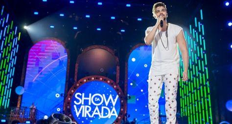 Show da Virada tem muita música e reflexão