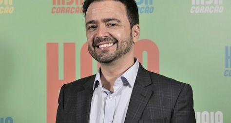 Na Globo, Daniel Ortiz aguarda definição sobre sua próxima novela