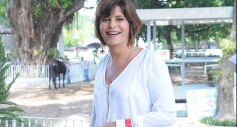 Cristianne Fridman segue escrevendo capítulos de Topíssima