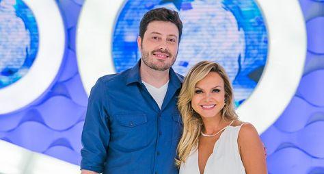 Programa Eliana apresenta melhores momentos com Danilo Gentili