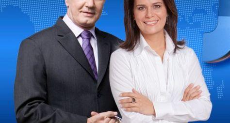 Jornal da Record pode ser exibido em outro horário