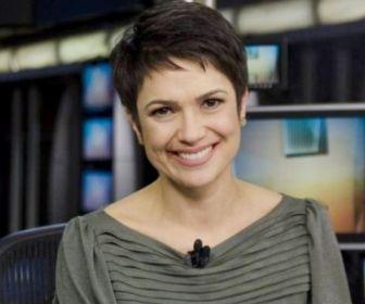 Premiada pelo público, Sandra Annenberg comemora 15 anos no Jornal Hoje