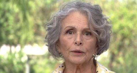 Globo exibe imagens de Éramos Seis (SBT) durante homenagem à Irene Ravache